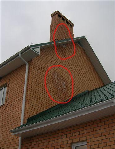 Как убрать дым из дымохода фото дымоходов из кирпича