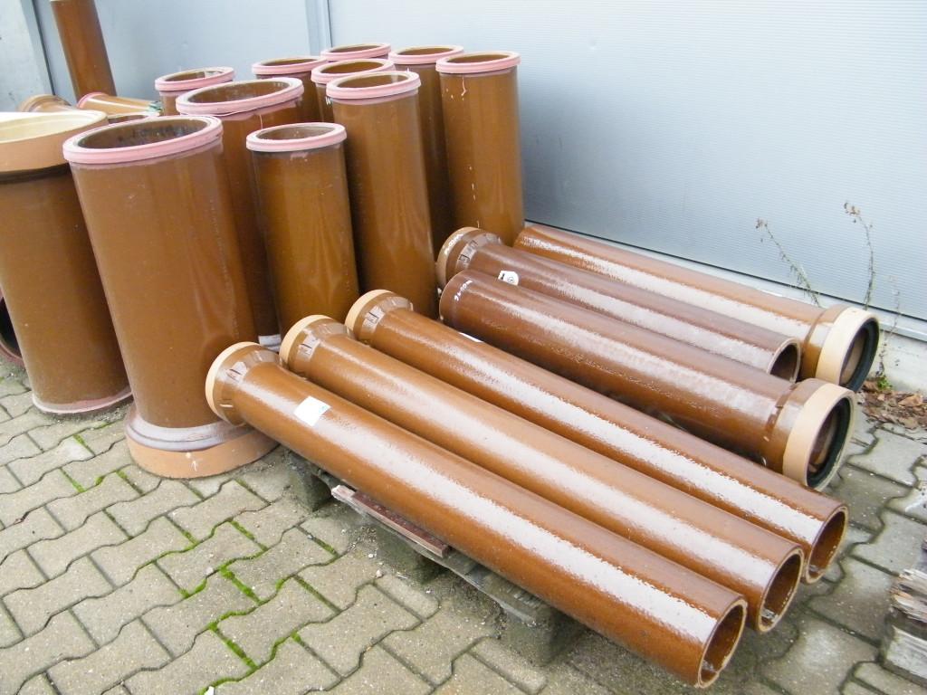 Дымоходные трубы из разных материалов