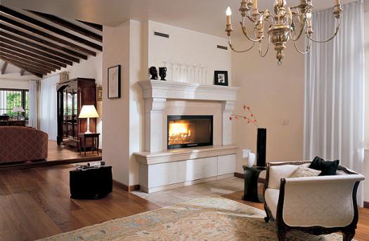 камин без дымохода в вашем доме