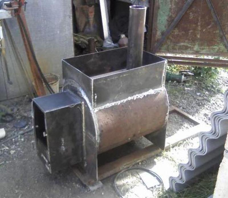 Металл для печей