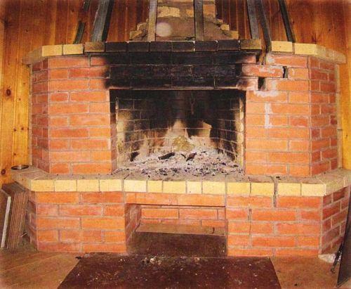 Кирпичный мангал устройство дымохода установка дымохода из нержавеющей стали в бане