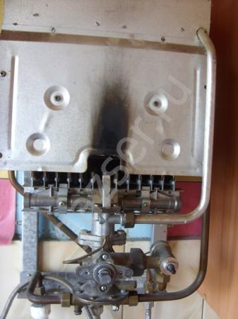 Обратная тяга в дымоходе газовой колонки
