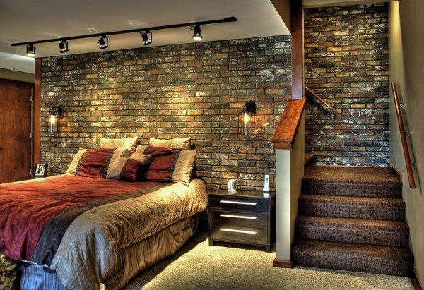 Спальня в баварском стиле