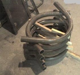 укладка труб