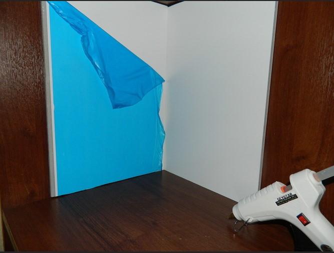 Вторая панель боковой стенки